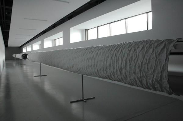vue de l'exposition à la Fondation Prince Pierre de Monaco