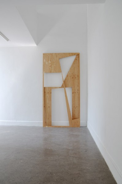Gedi Sibony, Erios, 2007,  photo Aurélien Mole.