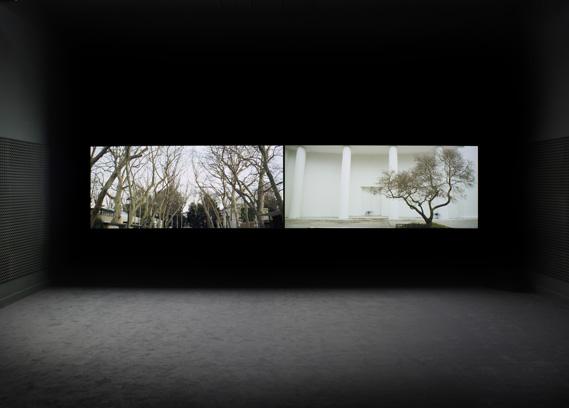 6) Steve McQueen (Grande-Bretagne), fichier : steve_mcqueen_film_still_2_0.jpg Légende: Steve McQueen (Grande-Bretagne). Giardini, 2009.