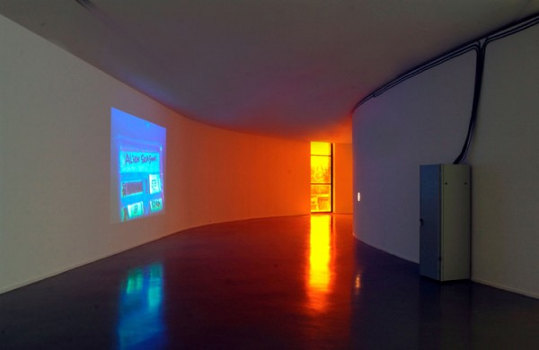 Alien Season, exposition de Philippe Parreno au MNAM
