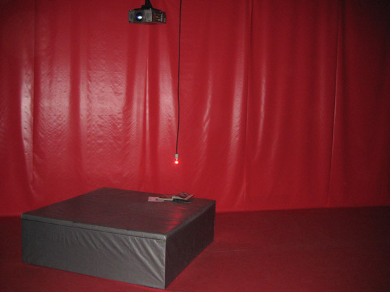 Kenneth Anger installation view