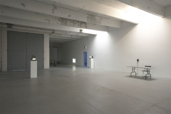 Tris Vonna Michell installation view