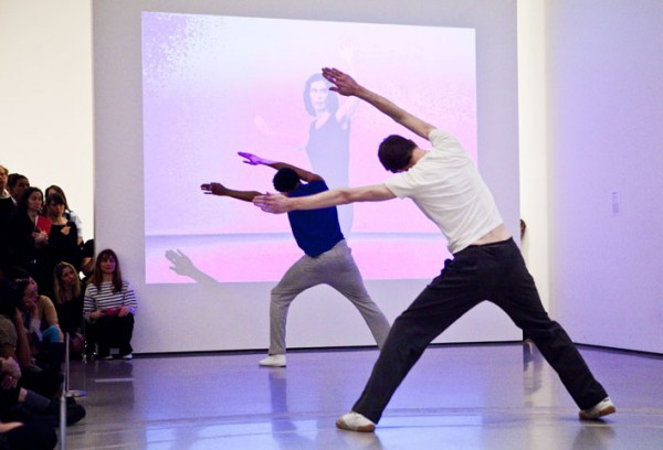 Jimmy Robert, Trio A by Yvonne Rainer. Collaboration Ian White et /and Pat Catterson Photo Yi-chun Wu / The Museum of Modern art, New York