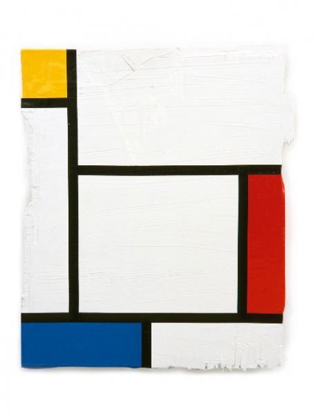 Mathieu Mercier, Still Untitled, 2000