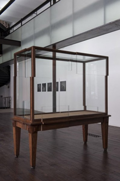 Leon Vranken, Oak rumble, 2007. Photo Klaus Stöber