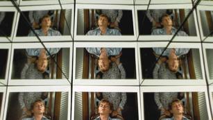 Julien Crépieux, Photogramme extrait de la vidéo sonore RE: Wind Blow Up, 2010