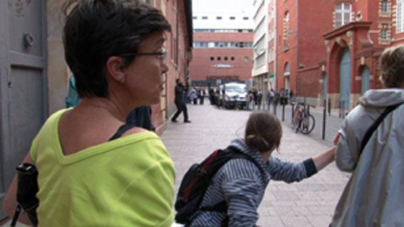 Jochen Dehn, Paradis Evacuation, 2010. Extrait vidéo.