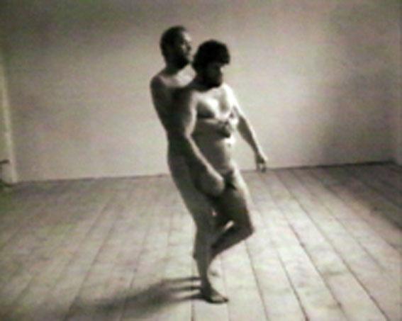 Artur Zmijewski An eye for an eye, 1998. Vidéo. Courtesy de l'artiste, Galerie Peter Kilchmann, Zurich, Foksal Foundation, Warsaw.