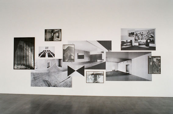 Alexandra Leykauf Spitzen, 2008 90 cm x 140 cm silver gelatin print