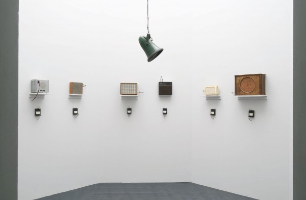 Peggy Buth O,my Kalulu!, 2009 Installation sonore Dimensions variables