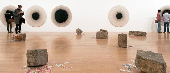 Latifa Echakhch, «Laps » au mac de Lyon