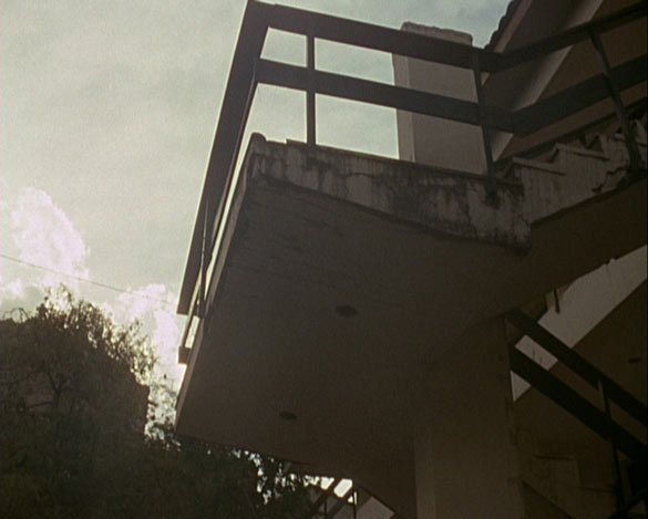UNSCH/Pikimachay, film 16mm numerisé, 2012. Courtesy the artist and Carl Freedman Gallery