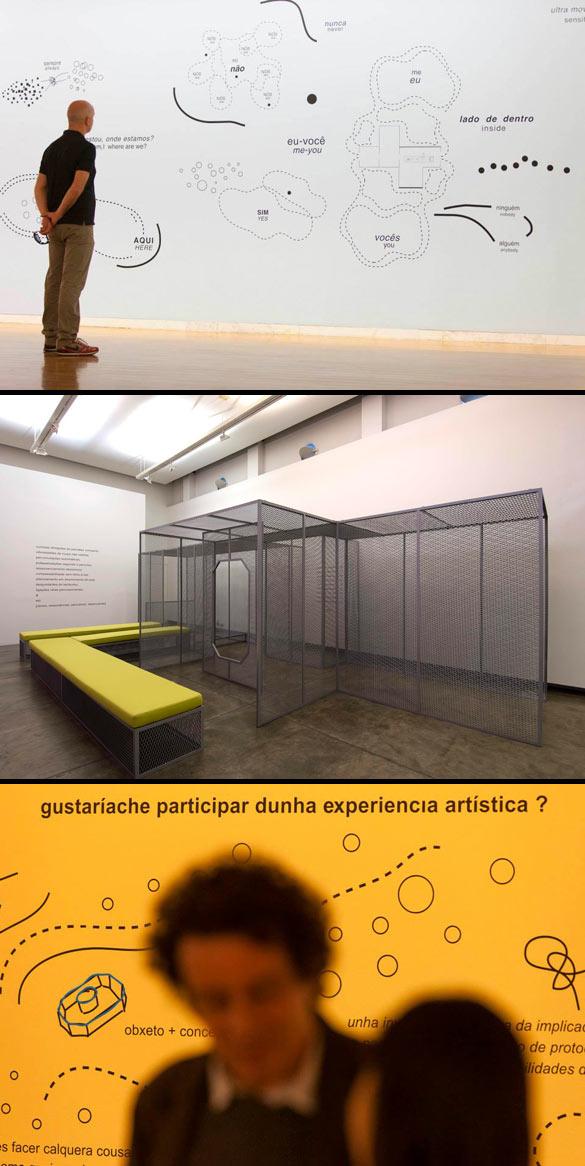 Ricardo Basbaum. Diagramas. Centro Galego de Arte Contemporánea, 28 June - 6 October 2013. Comisario/a: Miguel von Hafe Pérez & Ricardo Basbaum.