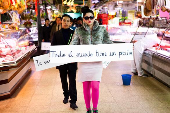 Claudio Zulian, extrait de / excerpt from No será lo mismo, Barcelone, 2011 © Jeu de Paume.