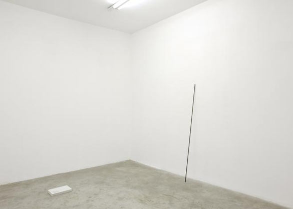 Daniel Gustav Cramer, Seven Works. Installation view, Photographer Rebecca Fanuele.