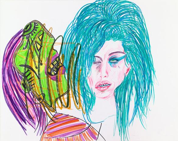 Rachel Harrison, Untitled (2), 2012. Courtesy de l'artiste et Greene Naftali, New York.