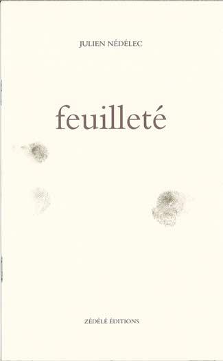 Julien Nédélec - feuilleté