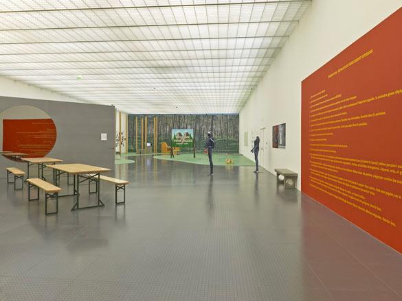 Exposition «1984-1999. La Décennie», Galerie 1, Nature, extérieur, jour.