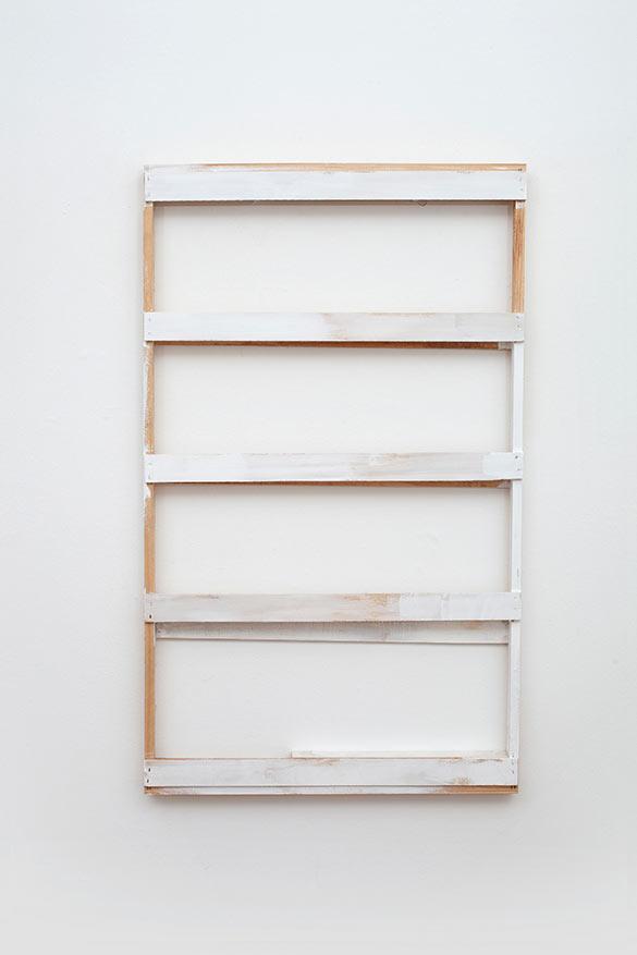 Fernanda Gomes, Untitled 2011.
