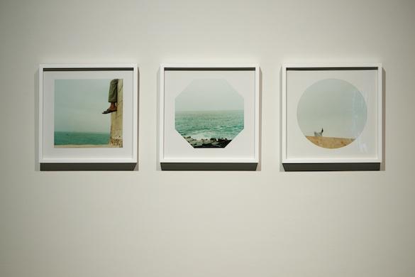 Ellie Ga, vue de l'exposition / Installation view, M-Museum, Leuven. Photo : Dirk Pauwels.