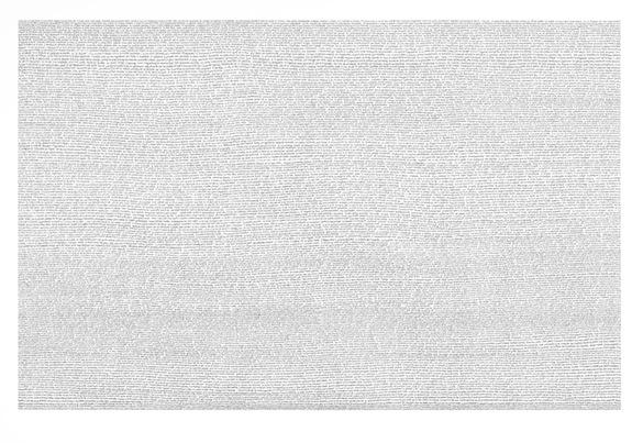 Jean-Christophe Norman, Fleuve sans rives (Hans Henny Jahnn), 2013-2014. Vue de l'exposition / View of the exhibition « Biographie », Frac Franche-Comté © Jean-Christophe Norman. Photo : Blaise Adilon.