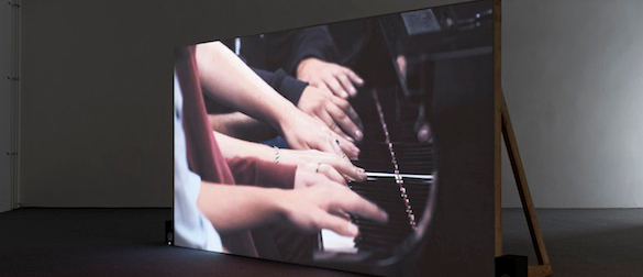 Koki Tanaka, A Piano Played by Five Pianists at Once (First Attempt)