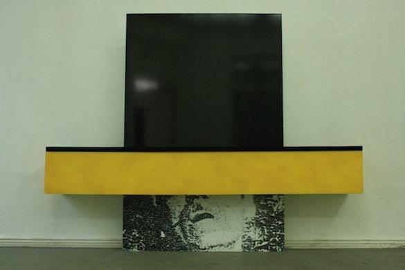 Steeve Bauras Zugzwang n°3, 2011