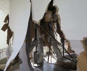 Thomas Hirschhorn, Höhere Gewalt