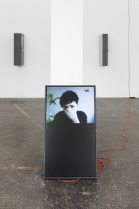 Eva and Franco Mattes, Emily's Video, 2012. Vue de l'exposition / exhibition view « The Darknet », Kunst Halle St. Gallen. Courtesy Eva & Franco Mattes ; Carroll/Fletcher, London. Photo : Kunst Halle Sankt Gallen, Gunnar Meier.