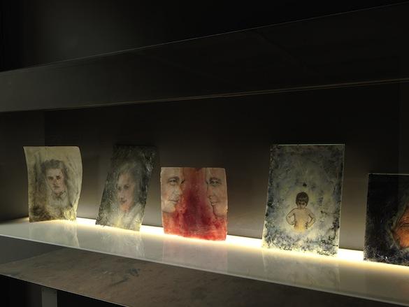 Vue de l'exposition Bruno Pélassy, Centre d'art contemporain d'Ivry – le Crédac, 2015. Courtesy Air de Paris, Paris. Photos : André Morin / le Crédac