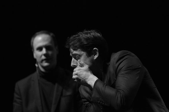 Chanteurs d'oiseaux : Jean Boucault et Johnny Rasse.