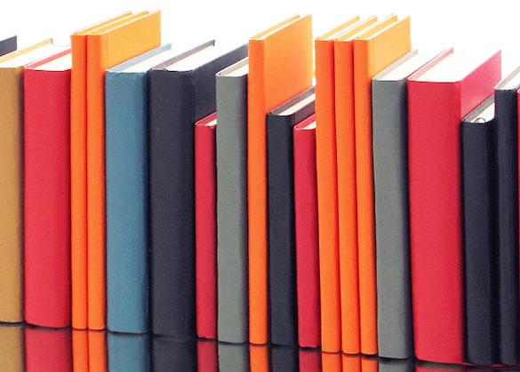 Borges' Bookshelf II, 2015 Etagères de Borges Livres de Jorge Luis Borges, acier inoxydable, couvertures toilées, méthacrylate, métal 110 x 100 x 100 cm Courtesy de l'artiste et des galeries Messen de Clercq, OMR, Travesia Cuatro et 1301 PE