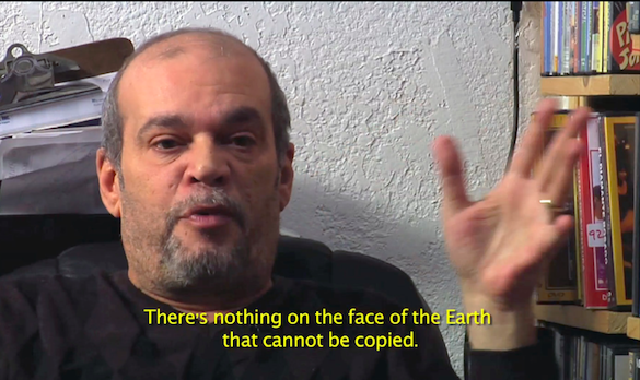 Waldo Fernandez (Marakka 2012 documentaire de Magdiel Aspillaga & Ernesto Oroza)