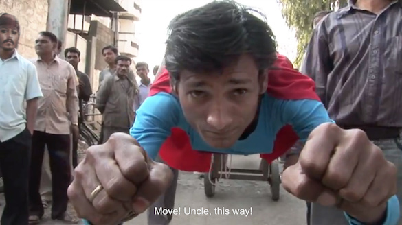 Supermen of Malegaon, the documentary, 2008.