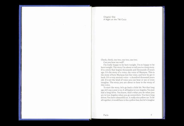 Benjamin Seror, Mime Radio, 2015. Édité par  future  et publié par Bat ; Adéra ; CRAC Alsace ; Kunstverein, Amsterdam et Sternberg Press. © future
