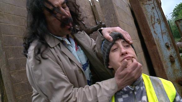 Liv Schulman, La Resistencia Póvera (The Povera Resistance), vidéo HD, 8'31.