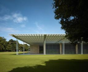 Inauguration du musée Voorlinden